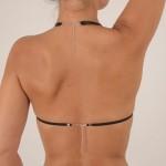 Brandebourg Knot Hematite Pearl Breast Chain