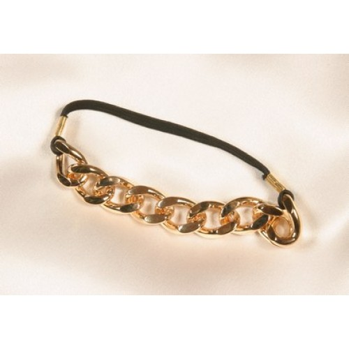 Chain Link Penis Bracelet With Elastic Band