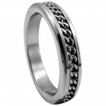 Chain Link Stainless Steel Cock Ring