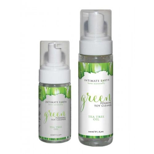 Green Foaming Toy Cleaner - Tea Tree Oil