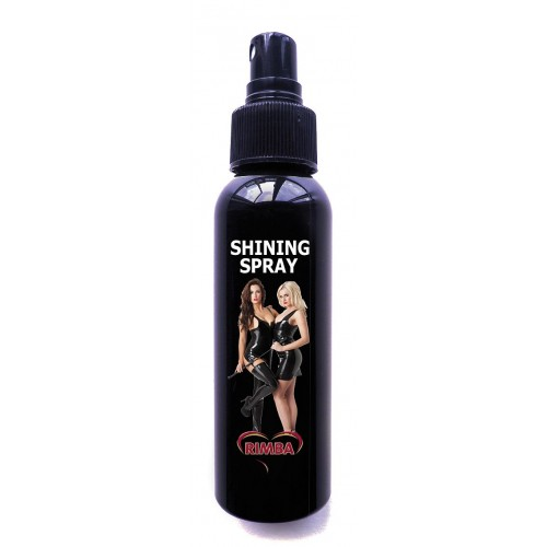 Latex Shine Spray