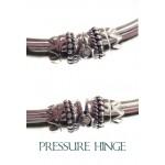 Lions Head Torc Bracelet