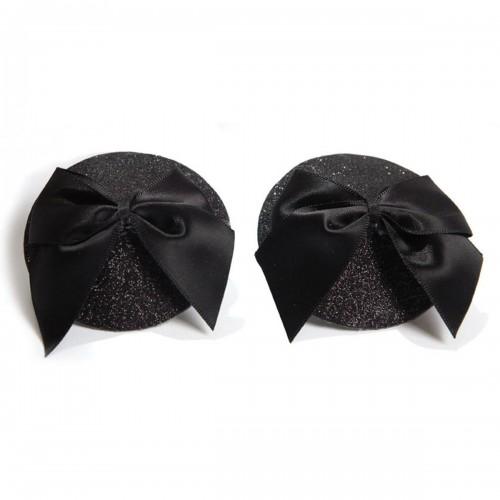 Bijoux Indiscrets Burlesque Pasties Glitter/Bow