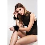Bijoux Indiscrets Za za zu Feather Cuffs