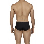 Clever 0140 Spiritual Piping Briefs Color Black
