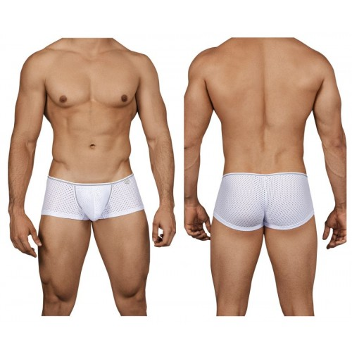 Clever 0141 Fullness Latin Trunks Color White