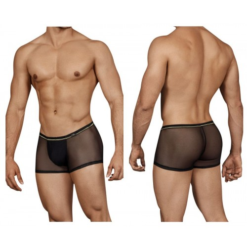 Clever 0143 Deep Latin Trunks Color Black