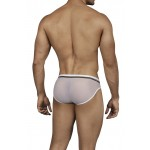 Clever 0144 Deep Briefs Color White