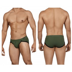Clever 0149 Fullness Briefs Color Green