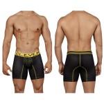 Clever 0154 Reborn Boxer Briefs Color Black