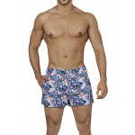Clever 0163 Wild Swim Trunks Color Dark Blue
