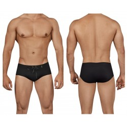 Clever 0165 Individual Swim Briefs Color Black