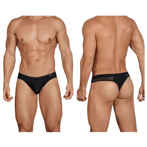 Clever 0204 Safety Thongs Color Black
