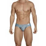 Clever 0206 Discipline Latin Briefs Color Gray