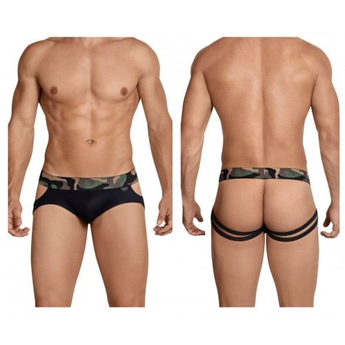 Clever 3022 Hostiliano Jockstrap Color Black