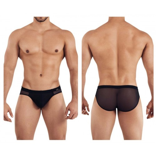 Clever 0301 Strage Briefs Color Black