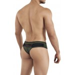 Clever 0309 Intuition Thongs Color Green