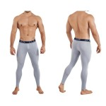 Clever 0320 Newport Athletic Pants Color Gray