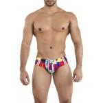 Clever 0322 Bolonia Swim Briefs Color Red