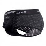 Clever 0324 Alaska Briefs Color Black