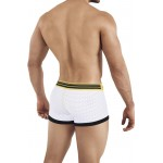 Clever 0348 Brasilea Trunks Color White