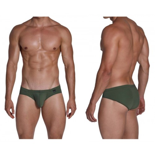 Clever 0351 Merida Briefs Color Green