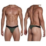 Clever 0352 Merida Thongs Color Green