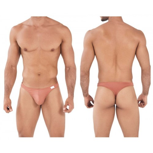Clever 0370 Turn Thongs Color Ochre
