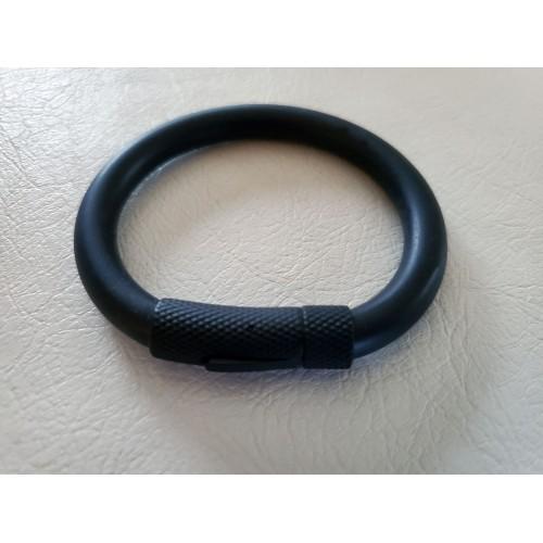 Midnight Black Soho NYC Cock Ring