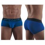 EW0746 MAX Mesh Boxer Briefs Color Cooling Cobalt Blue