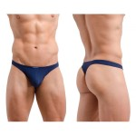 EW0898 4XD Thong Color Navy