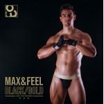 EW0809 MAX XV Bikini Color Black-Gold