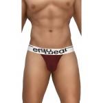 EW0914 MAX Modal Thongs Color Burgundy