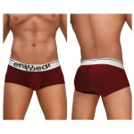 EW0916 MAX Modal Mini Boxer Color Burgundy