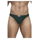 EW0918 FEEL Modal Thongs Color Pine Green