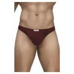 EW0922 FEEL Modal Thongs Color Burgundy