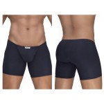 EW0942 FEEL Modal Midcut Boxer Briefs Color Peacoat Blue