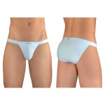 EW0958 SLK Bikini Color White