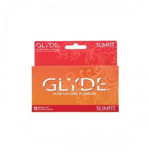 GLYDE SLIMFIT | Ultra Sheer Snugger Fit 12 Pack