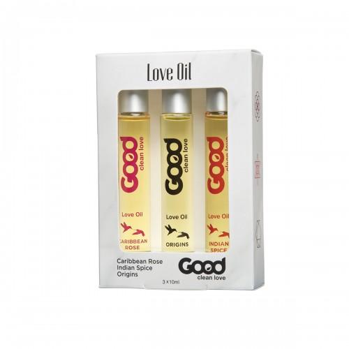 Sensual Essences™ Love Oils Gift Set