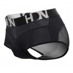 Hidden 952 Mesh Trunks Color Black