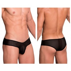 Hidden 955 Mesh Briefs Color Black