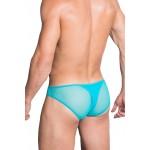 Hidden 960 Mesh Bikini-Thong Color Jade