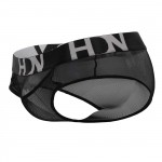 Hidden 961 Mesh Mini Trunks Color Black