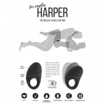 Harper Vibrating Cock Ring