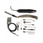 Agent Noir Neon Wand Electrosex Kit