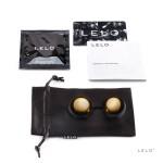Luna Beads Luxe - 20K Gold Kegel Balls