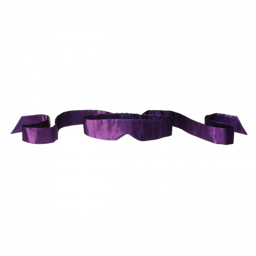 Intima Silk Purple Blindfold
