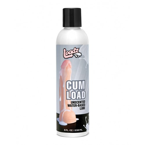 Cum Load Unscented Water Based Lube