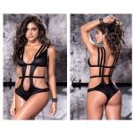 8515 Bodysuit Color Black